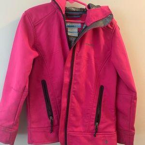 Pink Columbia jacket